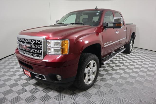 Pre Owned 2014 Gmc Sierra 2500hd Denali Crew Cab Pickup In Lincoln