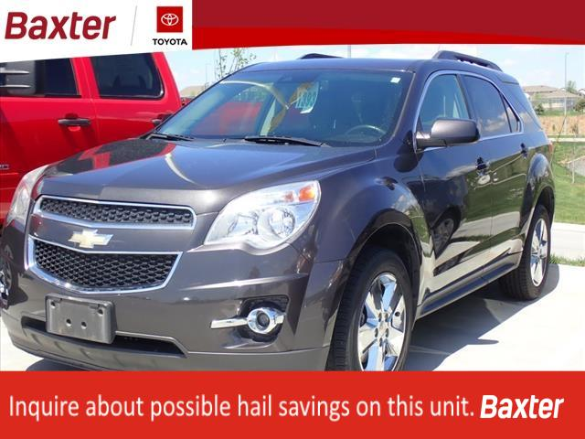 Pre-Owned 2013 Chevrolet Equinox FWD 4dr LT w/2LT