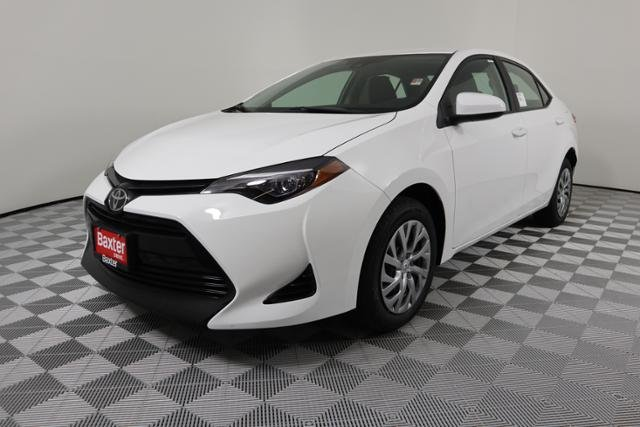 New 2019 Toyota Corolla Le 4dr Car In Lincoln K18003 Baxter