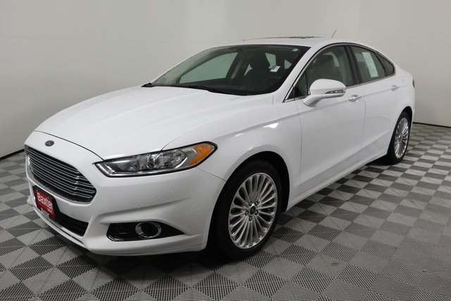Pre Owned 2016 Ford Fusion Anium 4dr Car In Lincoln J12047a Baxter Toyota
