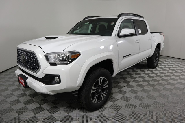 Toyota Tacoma Trd Sport >> New 2019 Toyota Tacoma Trd Sport Double Cab 5 Bed V6 At Natl