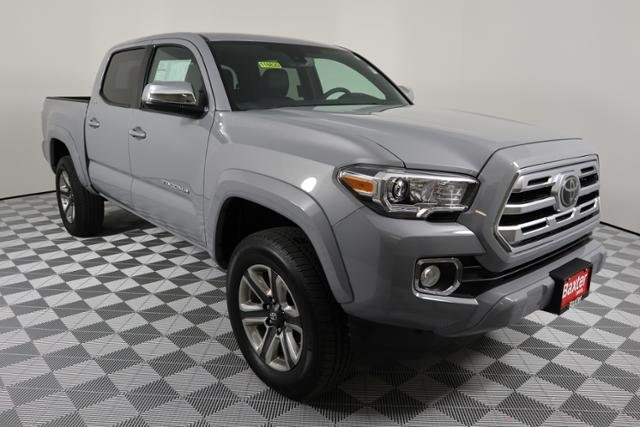 New 2018 Toyota Tacoma Limited Double Cab Pickup In