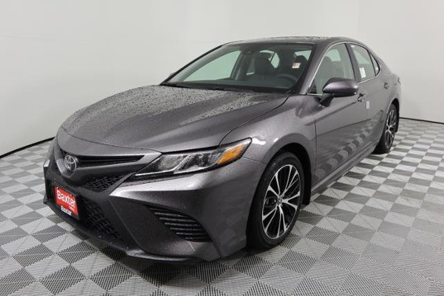 New 2019 Toyota Camry Se 4dr Car In Lincoln K25038 Baxter Toyota