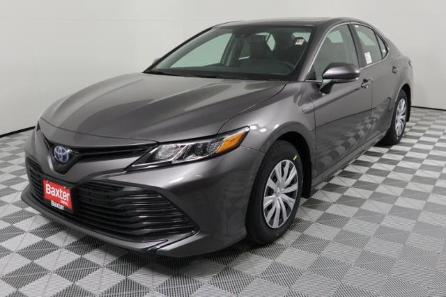New 2019 Toyota Camry Hybrid Le 4dr Car In Lincoln K25011 Baxter
