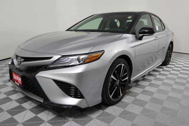 new 2018 toyota camry xse v6 4dr car in lincoln j25236 baxter toyota lincoln. Black Bedroom Furniture Sets. Home Design Ideas