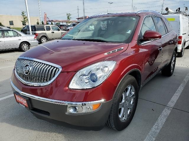 Pre-Owned 2009 Buick Enclave AWD 4dr CXL