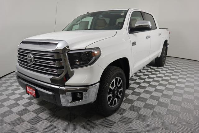 New 2019 Toyota Tundra 4wd 1794 Edition Crew Cab Pickup In Lincoln