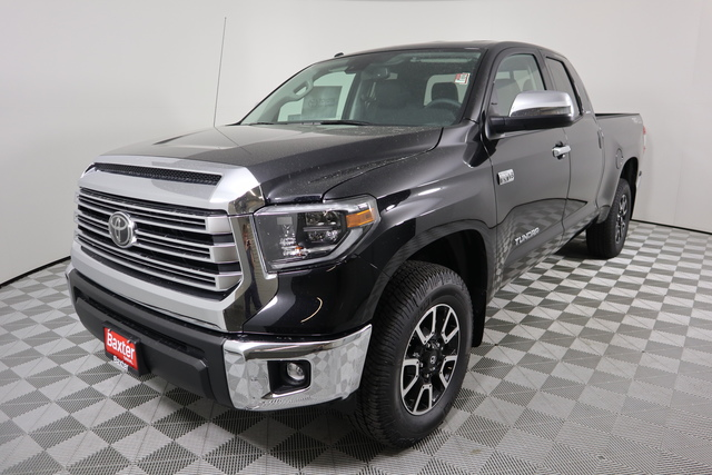 New 2019 Toyota Tundra 4WD Limited Double Cab 6.5' Bed 5.7L