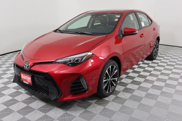 New 2019 Toyota Corolla Xse 4dr Car In Lincoln K18048 Baxter