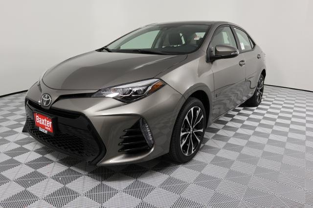 New 2018 Toyota Corolla Se 4dr Car In Lincoln J18039