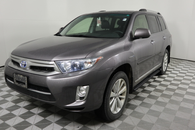 Pre-Owned 2012 Toyota Highlander Hybrid 4WD 4dr Limited
