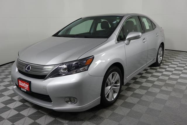 Pre Owned 2010 Lexus Hs 250h 4dr Sdn Hybrid Car In Lincoln U15145a Baxter Toyota