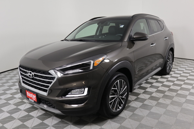 Pre-Owned 2019 Hyundai Tucson Ultimate AWD