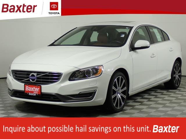 Pre-Owned 2016 Volvo S60 Inscription 4dr Sdn T5 Platinum AWD