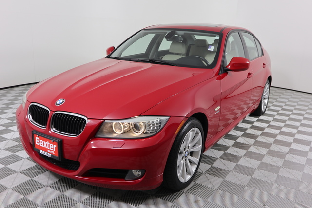 Pre-Owned 2011 BMW 3 Series 4dr Sdn 328i xDrive AWD