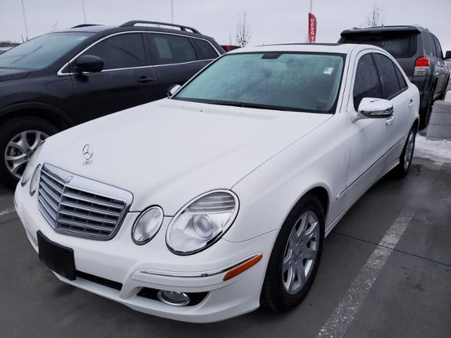 Pre-Owned 2008 Mercedes-Benz E-Class 4dr Sdn 3.0L BlueTec RWD 42 State
