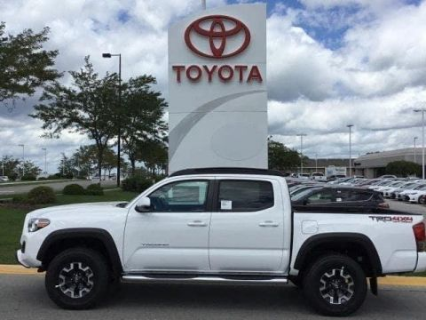 New 2017 Toyota Tacoma TRD Off Road Double Cab Pickup