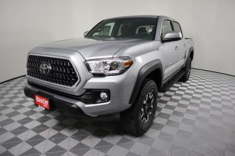 New 2018 Toyota Tacoma TRD Off Road Double Cab Pickup