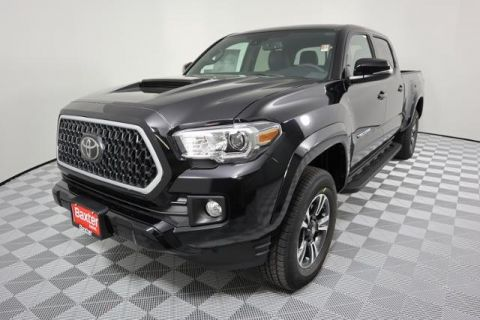 New 2018 Toyota Tacoma TRD Sport Double Cab Pickup