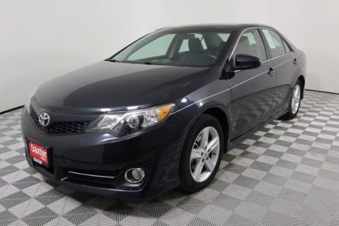 Certified Pre-Owned 2012 Toyota Camry SE