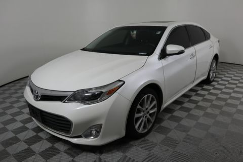 Certified Pre-Owned 2015 Toyota Avalon 4dr Sdn Limited