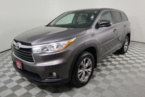 Certified Pre-Owned 2016 Toyota Highlander AWD 4dr V6 LE Plus