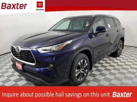 New 2020 Toyota Highlander XLE AWD
