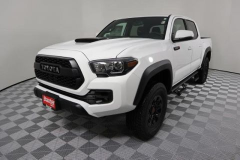 New 2017 Toyota Tacoma TRD Pro Double Cab Pickup