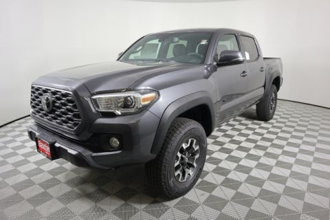 New 2020 Toyota Tacoma 4WD TRD Off Road Double Cab 5' Bed V6 M
