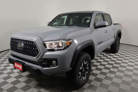 New 2019 Toyota Tacoma 4WD TRD Off Road Double Cab 5' Bed V6 M