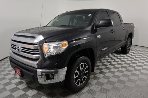 Certified Pre-Owned 2016 Toyota Tundra CrewMax 5.7L FFV V8 6-Spd AT SR5
