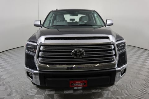 Certified Pre-Owned 2018 Toyota Tundra Limited CrewMax 5.5' Bed 5.7L FFV