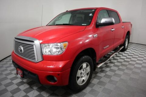 Certified Pre-Owned 2013 Toyota Tundra LTD