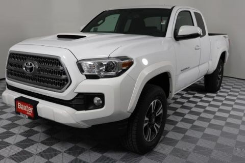 New 2017 Toyota Tacoma TRD Sport Access Cab Pickup