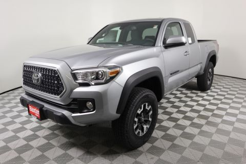 New 2019 Toyota Tacoma 4WD TRD Off Road Access Cab 6' Bed V6 A