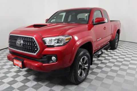 New 2019 Toyota Tacoma 4WD TRD Sport Access Cab 6' Bed V6 MT