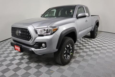 New 2018 Toyota Tacoma TRD Off Road Extended Cab Pickup