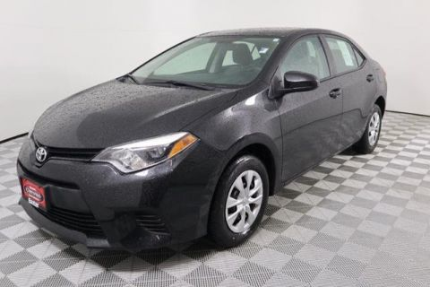 Certified Pre-Owned 2015 Toyota Corolla L