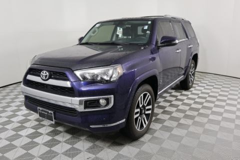 Certified Pre-Owned 2016 Toyota 4Runner 4WD 4dr V6 Limited
