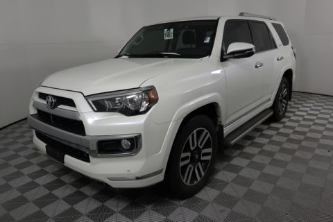 Certified Pre-Owned 2017 Toyota 4Runner Limited 4WD