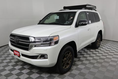New 2020 Toyota Land Cruiser Heritage Edition 4WD